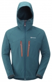 Montane bunda Alpine stretch Jacket Blue