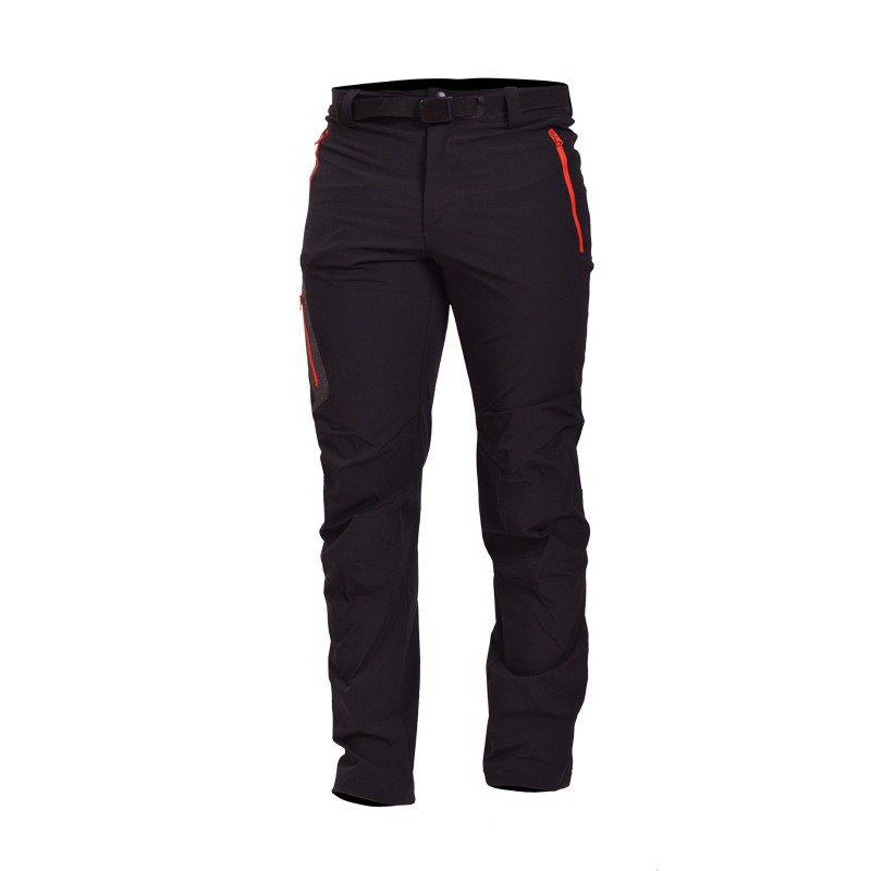 a69d6fdd28a Northfinder kalhoty Charmain černočervené