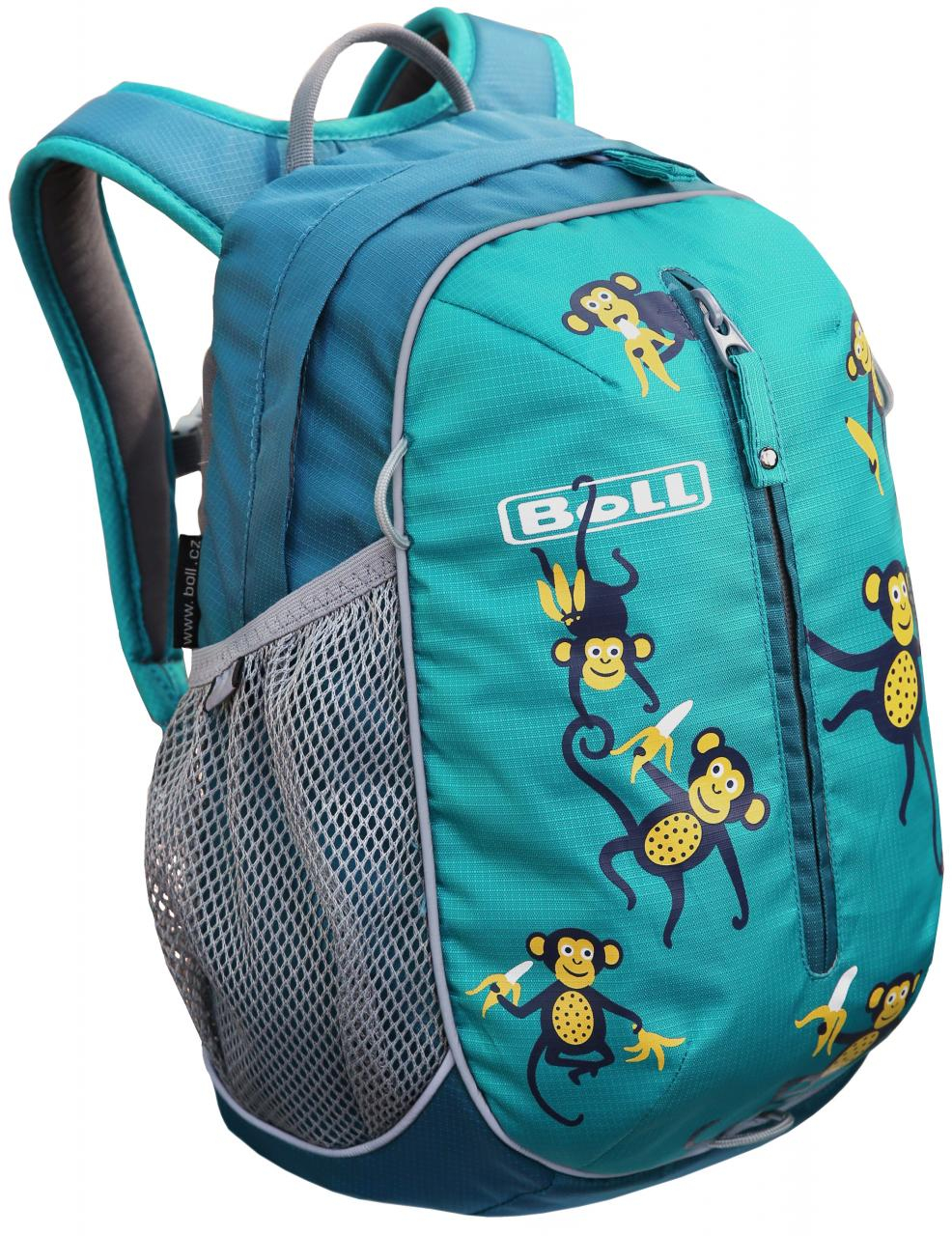 Boll batoh Roo 12L turquoise