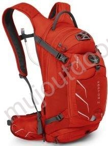 Osprey batoh Raptor 14, Red Pepper