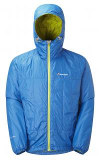 Montane bunda Prism jacket Blue