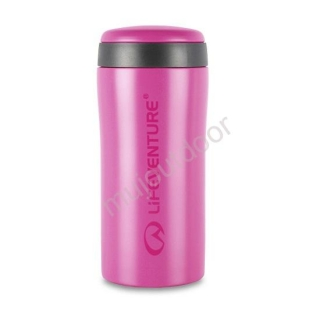 Lifeventure Thermal Mug 0,3 pink - matný