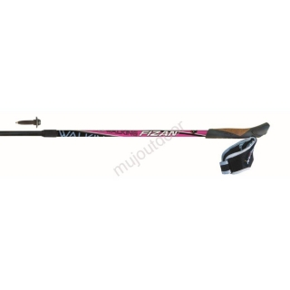 Fizan Nordic walking hole NW SPEED - Pink