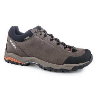Scarpa Moraine Plus GTX - Charcoal/mango