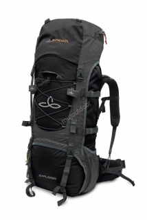 Pinguin batoh Explorer 75 black