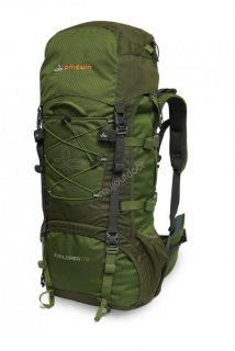 Pinguin batoh Explorer 75 green
