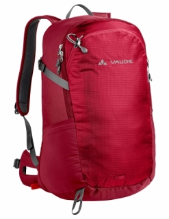 VauDe batoh Wizard 18+4 Indian red
