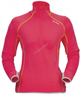 High Point mikina Element 3.0 lady sweatshirt - Carmine