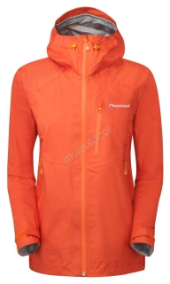 Montane bunda Womens Air Jacket,  Montbretia Orange
