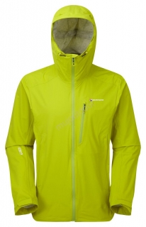 Montane bunda Minimus stretch Jacket, Kiwi