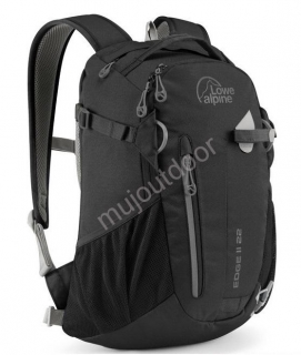 Lowe Alpine batoh Edge II 22L, Black