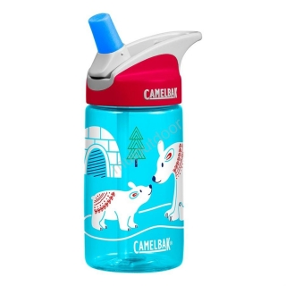 Camelbak - eddy kids 0,4l - Polar Bear Family