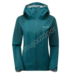 Montane bunda Ajax jkt women, ZanskarBlue