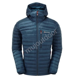 Montane bunda Featherlite Down Jacket, Narwhall Blue