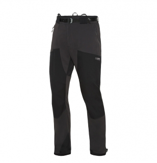 Direactalpine kalhoty Mountainer Tech 1.0 Anthracite Black