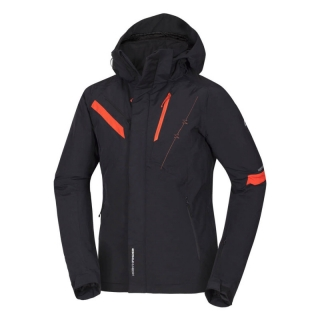 Northfinder bunda Kinjan, black/orange