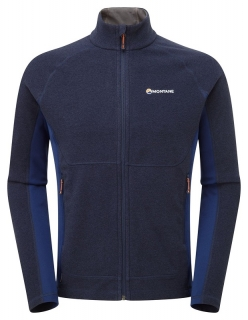 Montane mikina Pulsar, Antracite Blue