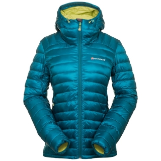 Montane bunda Featherlite Down Jacket, Zanskar Blue
